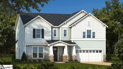 Jones Mill Crossing Single Family Home For Sale: 231 Durness #Lot 92