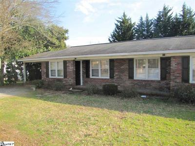 Easley Multi Family Home For Sale: 113 Gilliland