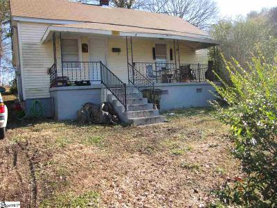 Easley Single Family Home For Sale: 108 N 4th