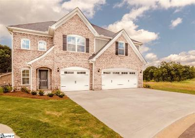 Greer Single Family Home For Sale: 410 Blue Peak