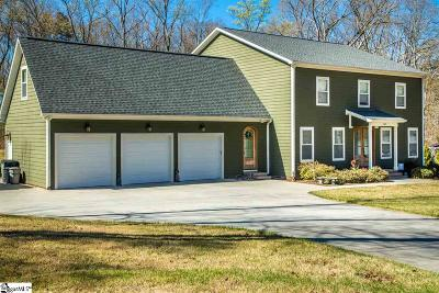 Easley Single Family Home For Sale: 107 Othol