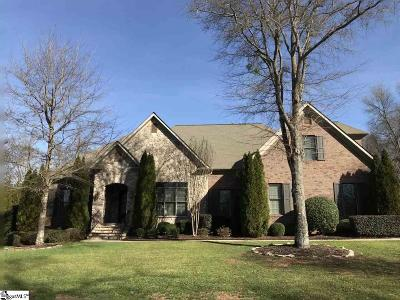 Simpsonville Single Family Home For Sale: 804 Brixton