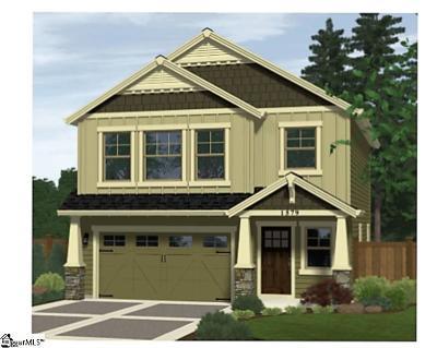 Spartanburg SC Single Family Home For Sale: $185,000