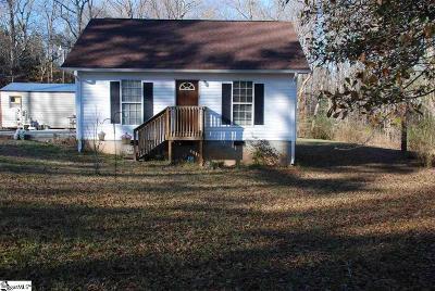 Single Family Home For Sale: 414 Peden