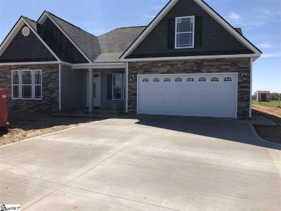 Greer Single Family Home For Sale: 1382 Satterfield
