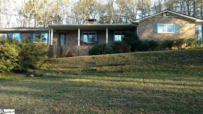 Greenville County Single Family Home For Sale: 106 Mustang