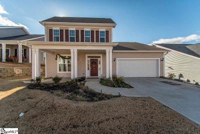 Bryson Meadows Single Family Home For Sale: 6 Howards End