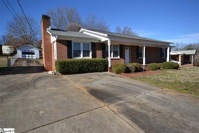 Greenville County Single Family Home For Sale: 20 Vedado