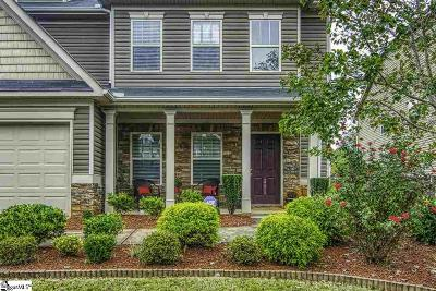 Creekwood Single Family Home Contingency Contract: 241 Meadow Blossom