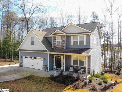 Greenville County Single Family Home For Sale: 1845 Lake Cunningham