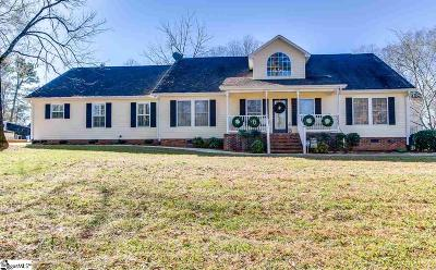 Easley Single Family Home For Sale: 5037 Sunset