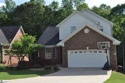 Inman Single Family Home For Sale: 928 Still Spring