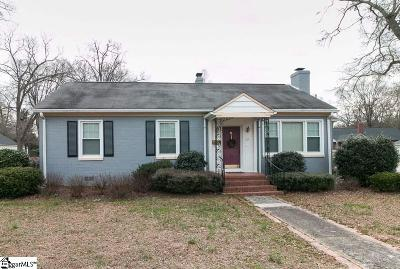 Clinton Single Family Home For Sale: 205 W Maple