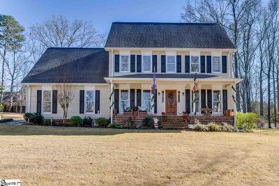 Easley Single Family Home For Sale: 114 Halifax