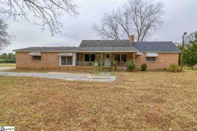 Belton Single Family Home For Sale: 1711 Holiday Dam