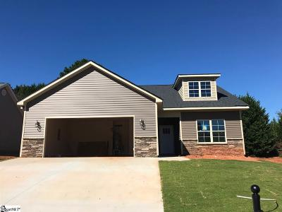 Anderson Single Family Home For Sale: 142 Shakleton