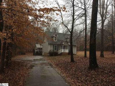 Travelers Rest Single Family Home For Sale: 102 Boswell