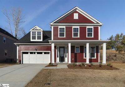 Simpsonville Single Family Home For Sale: 417 Nebbiolo