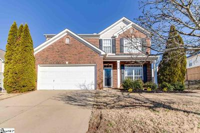Greenville Single Family Home For Sale: 302 Daybrook