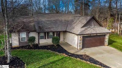 Easley Single Family Home Contingency Contract: 300 Faye
