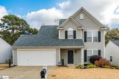 Simpsonville Single Family Home Contingency Contract: 119 Bathurst