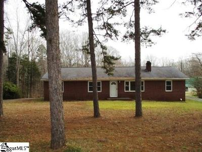 Single Family Home For Sale: 9885 Greenpond