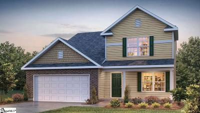 Boiling Springs Single Family Home For Sale: 568 Craftsman