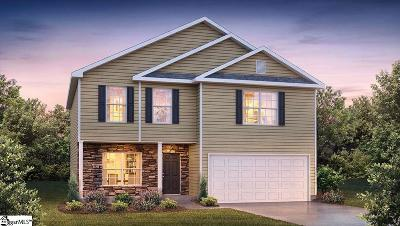 Boiling Springs Single Family Home For Sale: 576 Craftsman