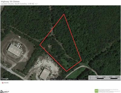 Clinton Residential Lots & Land For Sale: Commerce