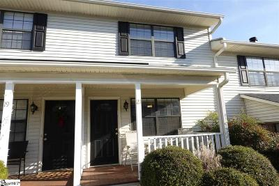 Condo/Townhouse Contingency Contract: 408 Townes #Unit 21