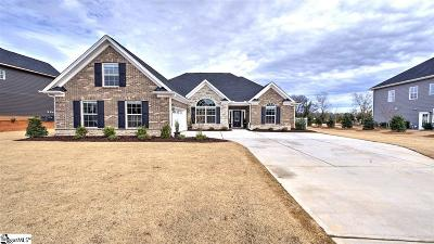 Greenville County Single Family Home Contingency Contract: 6 Lakeway