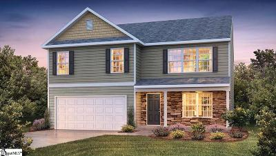 Boiling Springs Single Family Home For Sale: 567 Craftsman
