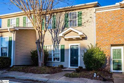 Mauldin Condo/Townhouse Contingency Contract: 419 E Butler Road #Unit 13