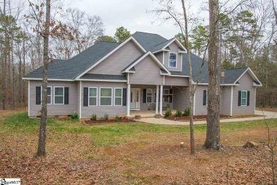 Anderson Single Family Home For Sale: 41 Fisher Jenkins