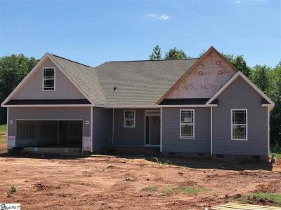 Single Family Home For Sale: 527 Turning Leaf #Lot 57