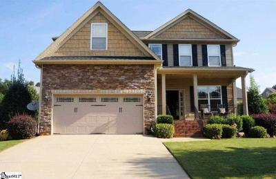 Travelers Rest Single Family Home For Sale: 312 Wild Geese