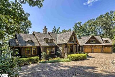 The Cliffs At Glassy, The Cliffs At Keowee, The Cliffs At Keowee Falls, The Cliffs At Keowee Falls North, The Cliffs At Keowee Falls South, The Cliffs At Keowee Springs, The Cliffs At Keowee Vineyards, The Cliffs At Mountain Park, Cliffs Valley Single Family Home For Sale: 400 Moonlit