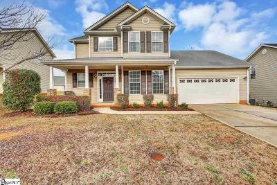 Greenville Single Family Home Contingency Contract: 16 Whitethorn