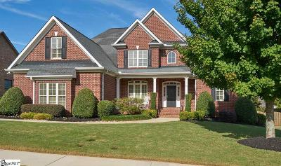 Simpsonville Single Family Home Contingency Contract: 211 Pawleys