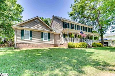 Simpsonville Single Family Home For Sale: 209 Squires Creek