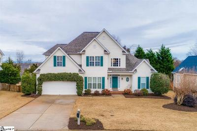 Greer Single Family Home Contingency Contract: 4 Hoptree