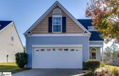 Single Family Home Contingency Contract: 138 Mercer
