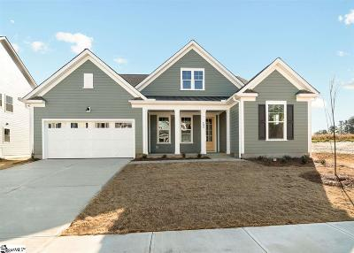Simpsonville Single Family Home For Sale: 406 Nebbiolo