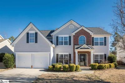 Autumn Trace Single Family Home Contingency Contract: 8 Springleaf