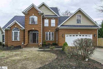 Fountain Inn Single Family Home Contingency Contract: 302 Whisper
