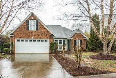 Greenville County Single Family Home Contingency Contract: 8 Criterton