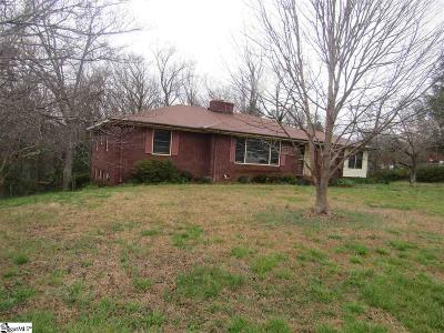 Greenville County Single Family Home For Sale: 2906 Old Easley Bridge