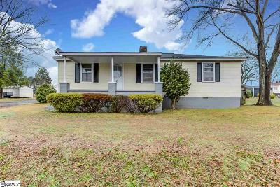 Piedmont Single Family Home For Sale: 33 Southside