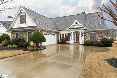 Greer Single Family Home Contingency Contract: 508 Thorington