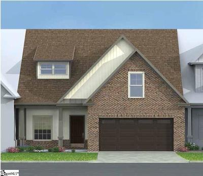 Greenville County Condo/Townhouse Contingency Contract: 7 Sweetspire #8C